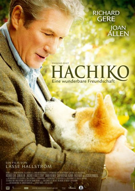 Just looking for a heart like mine – Hachi: A Dog's Tale ... Hachiko Movie