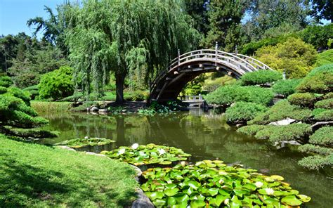 japanese gardens los angeles