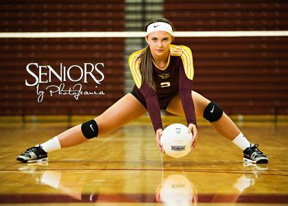 senior picture ideas volleyball senior pictures sports