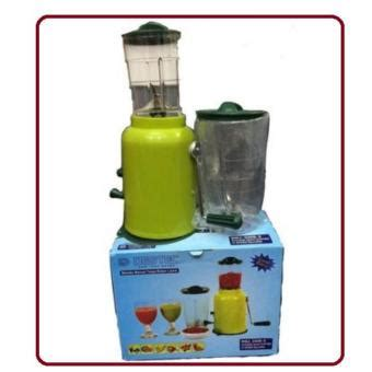 Destec Blender Manual 1 Tabung jual destec blender manual tanpa beban listrik 1 gelas