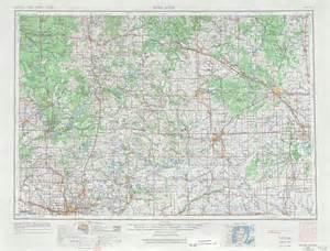 maps midland midland topographic maps mi usgs topo 43084a1 at 1