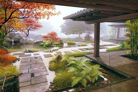 Ambiance Zen Et Nature by Zen Bradstone Jardin