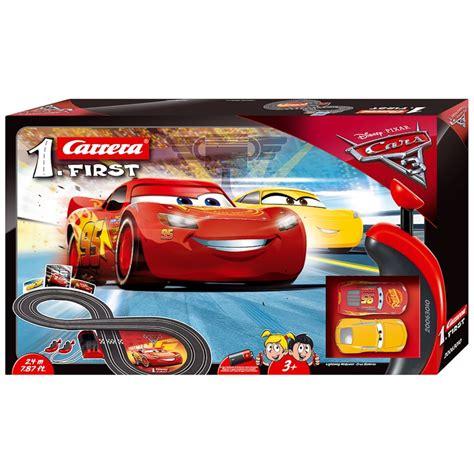 disney pixar cars racing system track slot circuit bm