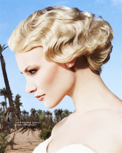vintage hairstyles for thin hair vintage curly hairstyles that are really timeless fave