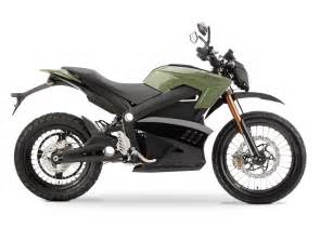 2013 brings a better electric dual sport bike from EV manufacturer