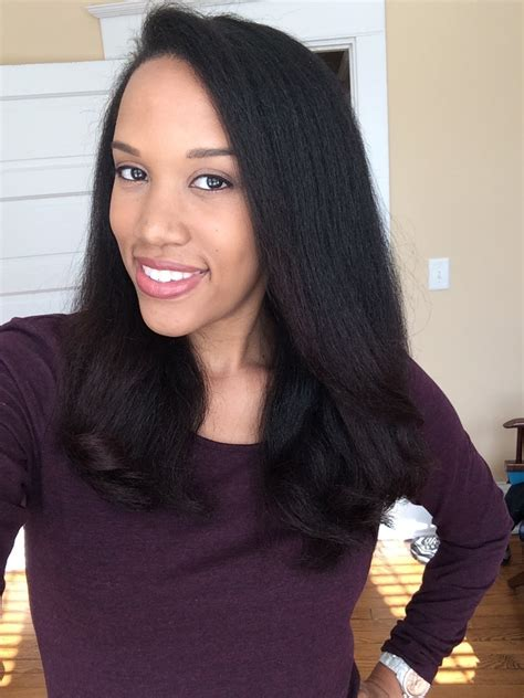 hair black the best products to flat iron black hair