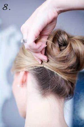 tutorial rambut terurai tutorial rambut sanggul lilit klasik