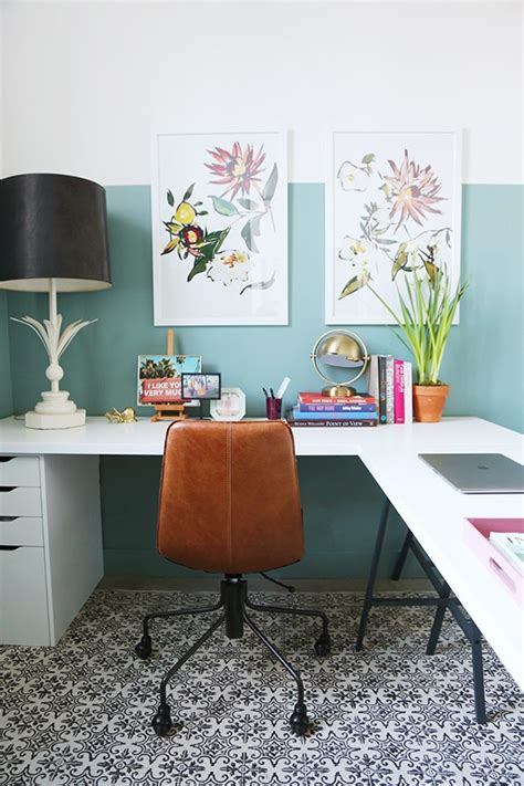 office makeover with behr s 2018 color of the year