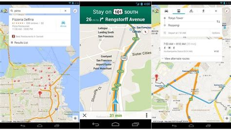 maps version apk downloada2z maps apk version