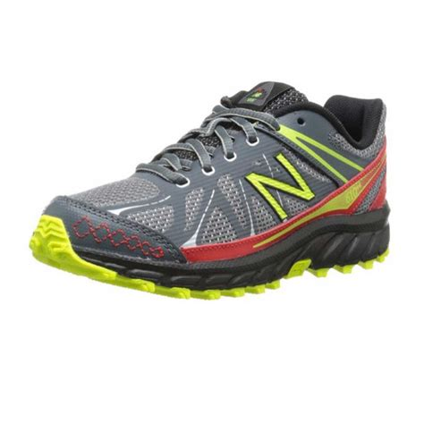 youth running shoes new balance kj610 youth lace up trail running shoe
