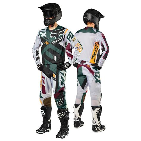 Fox Racing New 2016 Mx Le 360 San Diego Divizion Grey