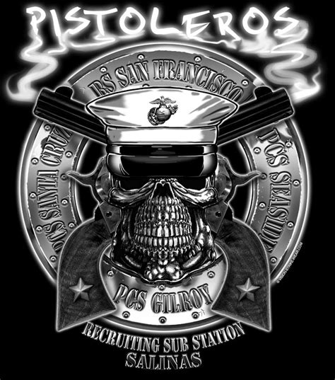 cool usmc shirt design created by vision strike wear com