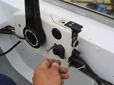 omc throttle control box diagram wiring diagram list