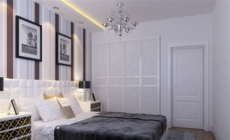 white bedroom walls white walls and bed for elegant bedroom 3d house free