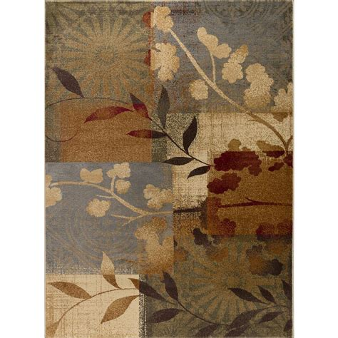 area rugs home depot 5x8 tayse rugs impressions blue 5 ft 3 in x 7 ft 3 in transitional area rug 7750 blue 5x8 the