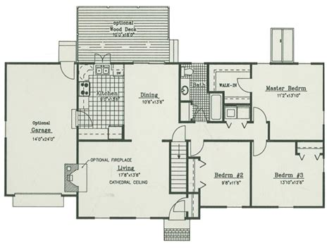 Architectural House Floor Plans | residential architectural designs houses architecture