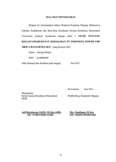 contoh abstrak laporan ilmiah contoh u