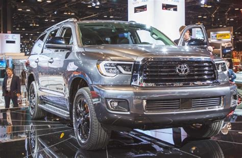 2019 Toyota Sequoia Review by 2019 Toyota Sequoia Limited Edition Review Toyota