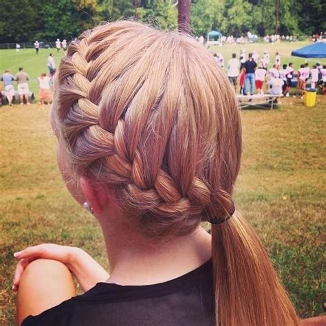 french braids houston 25 best ideas about french braid ponytail on pinterest
