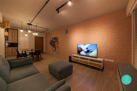 qanvast interior design ideas  brilliant  room hdb