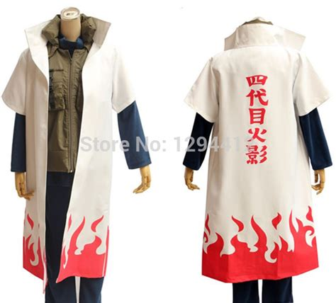 Jubah Hokage high quality grosir kakashi kostum dari china kakashi kostum penjual aliexpress