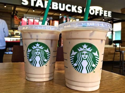 most starbucks order 11 popular starbucks drinks ranked by caffeine content