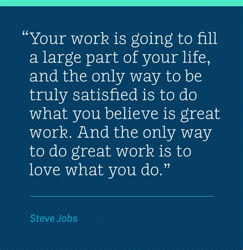 design is what you do when wise words steve jobs love what you do design work life