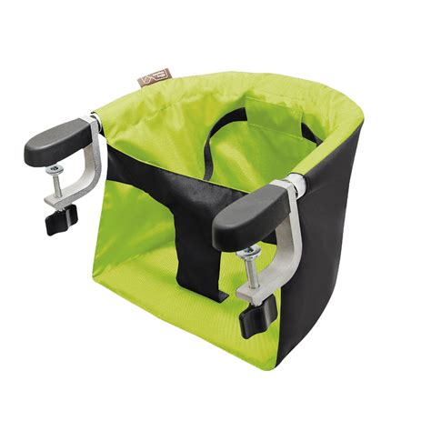 clip on table high chair the pod is a lightweight portable high chair from