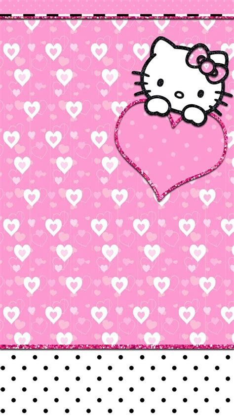 wallpaper anak pink 820 best images about hello kitty wallpapers on pinterest