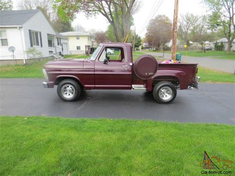 flareside bed ford f 100 flareside short bed 6 bed