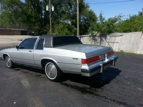 transmission control 1985 buick lesabre parental controls sell used 1985 buick lesabre collector s edition coupe 2 door 5 0l in indianapolis indiana