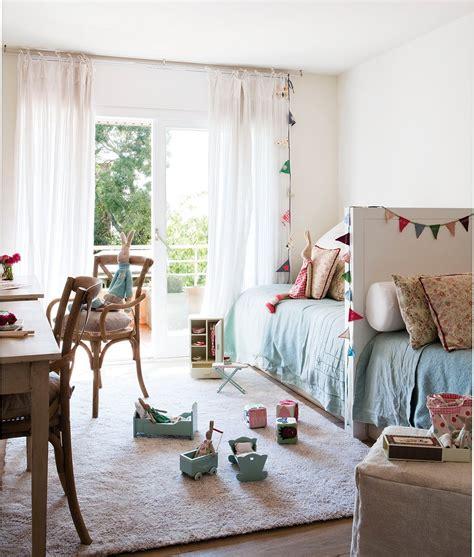 habitaciones juveniles con dos camas 10 ideas para una habitaci 243 n de dos o m 225 s