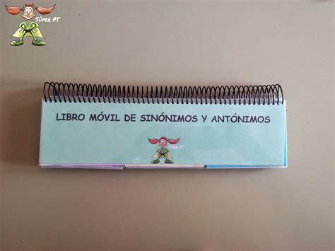 libro el movil the motive libro m 243 vil de los sin 243 nimos y ant 243 nimos