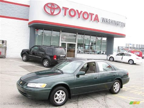 1999 woodland pearl toyota camry le 16325149 photo 16 gtcarlot car color galleries