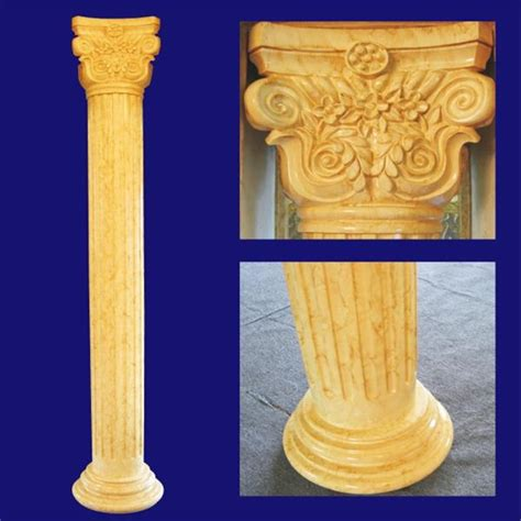 roman columns for home decor cheap classic interior decorative faux granite foam greek