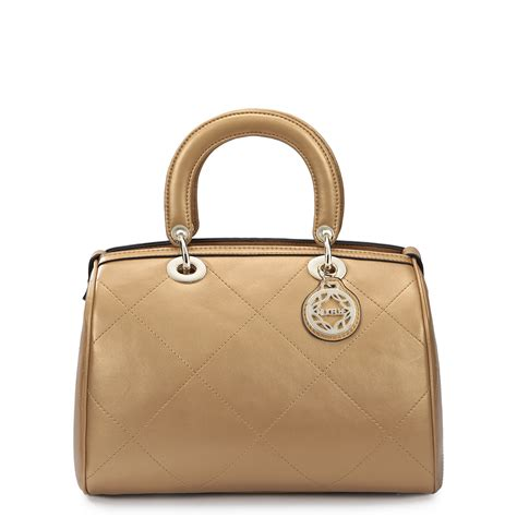 Purse Trend Black With A Touch Of Gold by New Fashion Leather Handbag Gold
