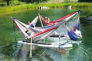 Hammock Raft hammocraft hammock raft hiconsumption
