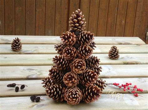 pine cone christmas ideas 45 creative crafts ideas decorating with materials