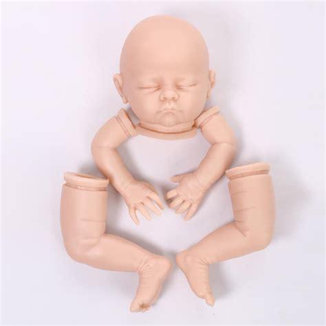 doll kits aliexpress buy diy silicone reborn doll kit mold