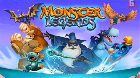 monster legends mobile gameplay trailer hd