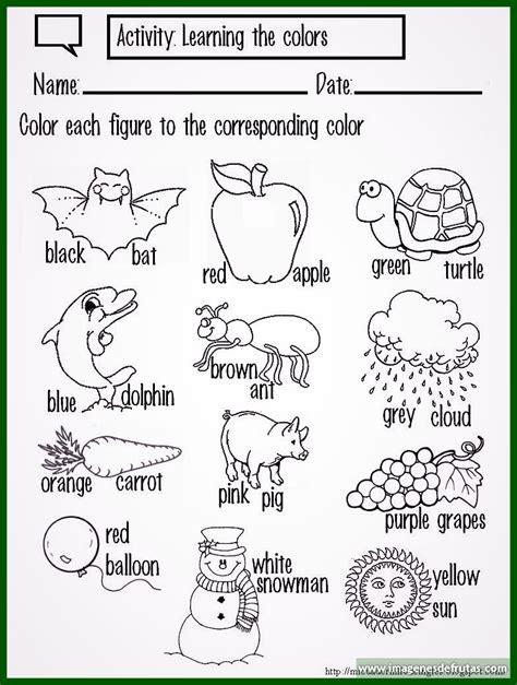 imagenes de ingles para imprimir imagenes de frutas para imprimir a color y para colorear