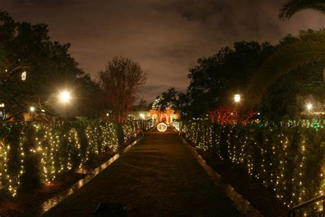 places to see christmas lights in new orleans every this town turns into a magical city this is absolutely gorgeous