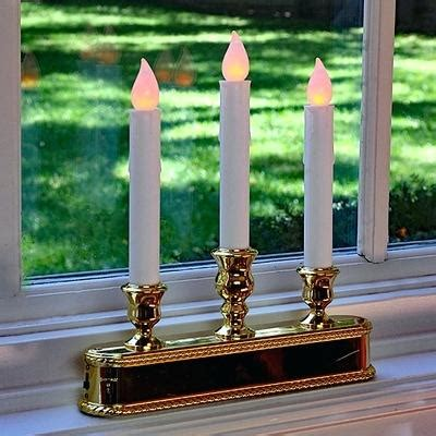 bethlehem lights battery operated window candles window candles battery operated led window candles battery