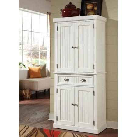 amazon kitchen cabinet doors amazon com home styles 5022 69 nantucket pantry