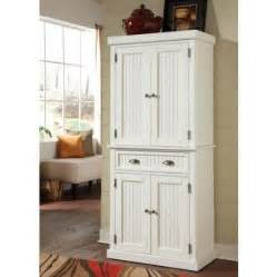 Where To Buy A Kitchen Pantry Cabinet Home Styles 5022 69 Nantucket Pantry Distressed White Finish Home Kitchen Madi