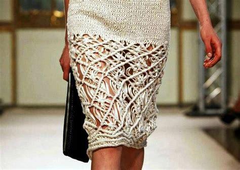 Macrame Knitting - knit to macrame macrame tatting weaving more