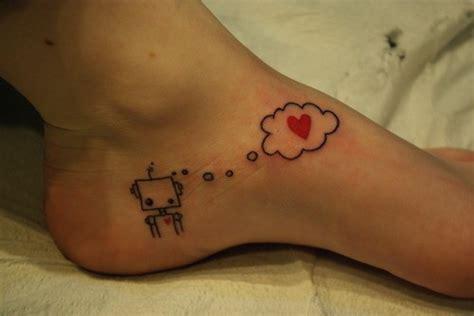 heart foot tattoos designs 24 tattoos on foot