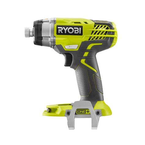 Impact Driver by Ryobi 18 Volt 3 Speed 1 4 In Impact Driver Tool Only