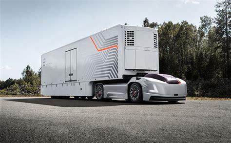 volvo trucks technology volvo trucks introduces vera the future of autonomous