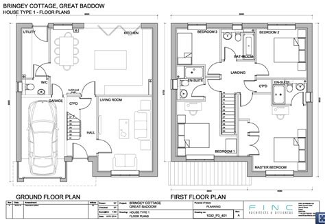 Types Of House Plans Bringey Cottage The Bringey Planning Application